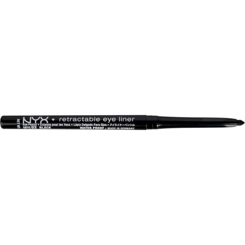 NYX Mechanical Eyeliner MPE02 Black 1g