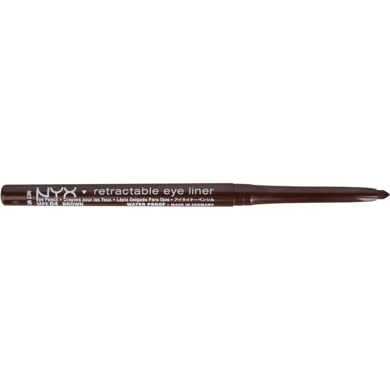 NYX Mechanical Eyeliner MPE04 Brown 1g