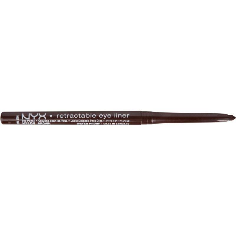 NYX Mechanical Eyeliner MPE04 Brown 1g