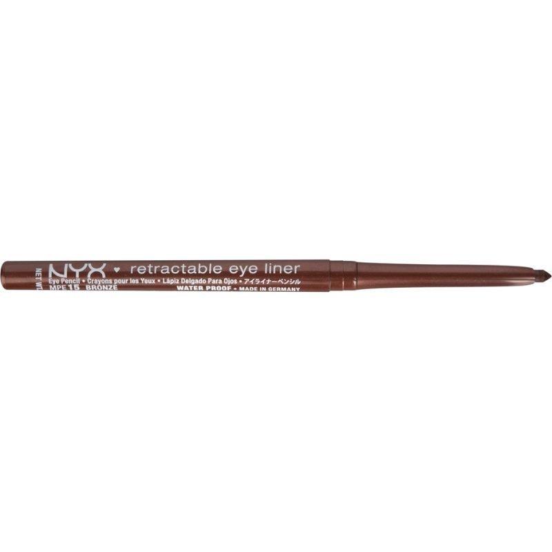 NYX Mechanical Eyeliner MPE15 Bronze 1g