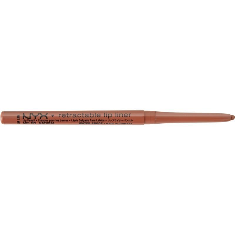 NYX Mechanical Lip Pencil MPL01 Natural