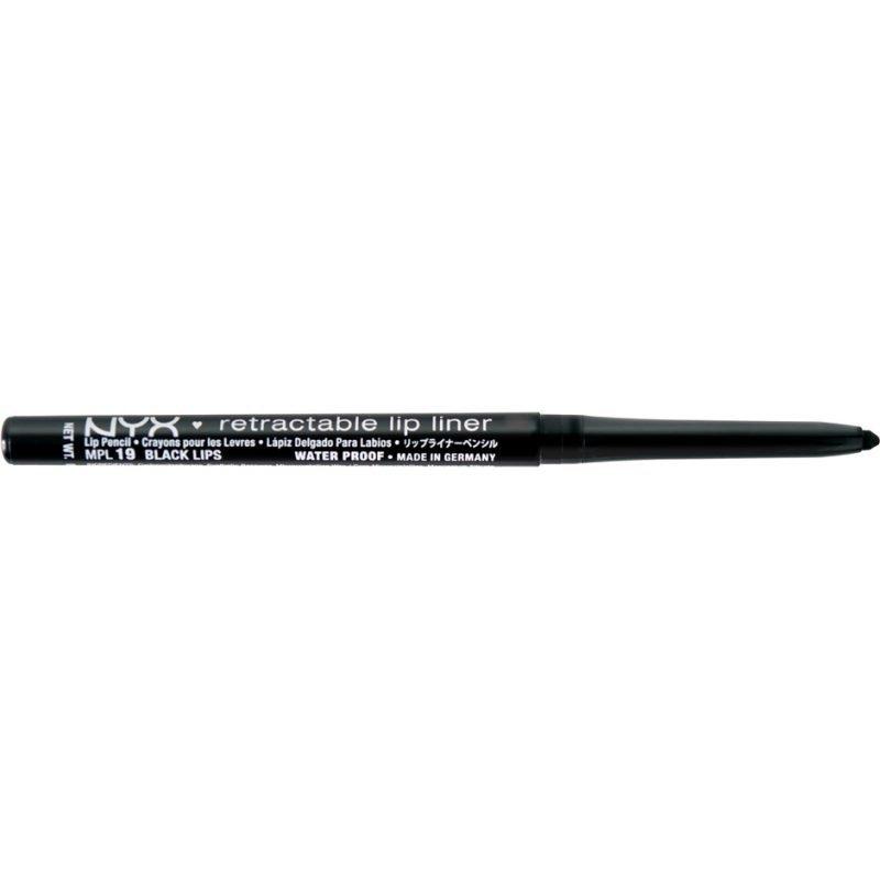 NYX Mechanical Lip Pencil MPL19 Black Lips