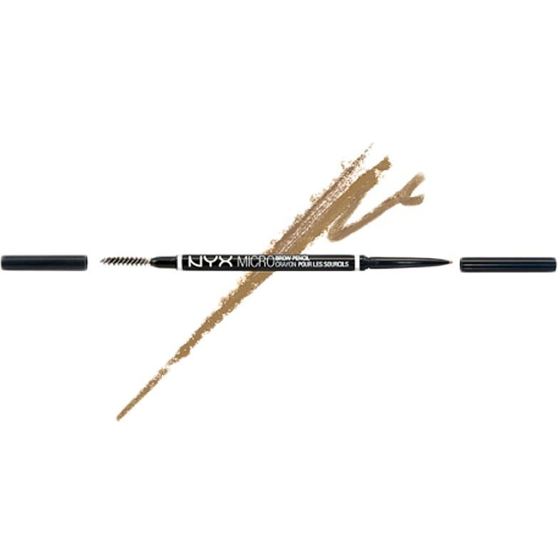 NYX Micro Brow Pencil MBP02 Blonde 0
