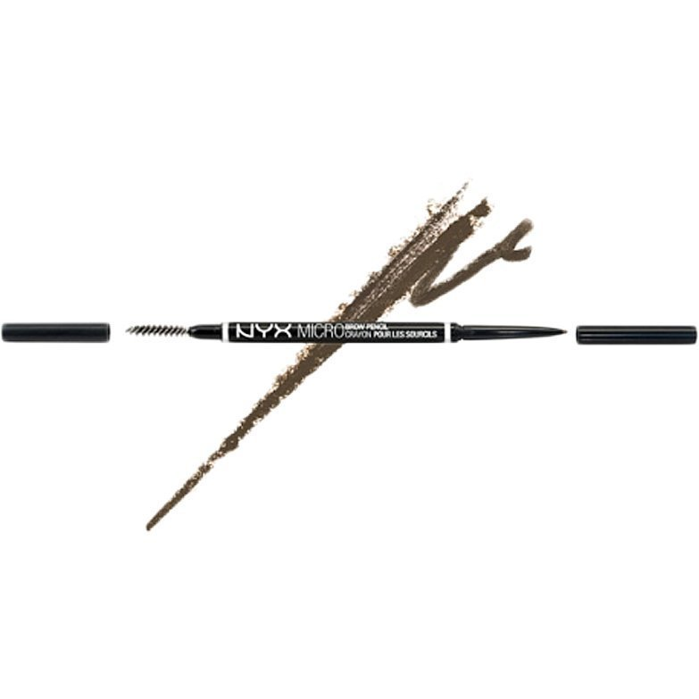 NYX Micro Brow Pencil MBP04 Chocolate 0