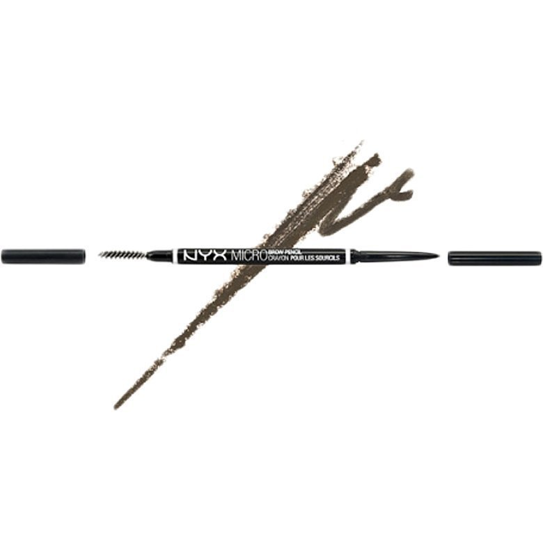 NYX Micro Brow Pencil MBP05 Ash Brown 0
