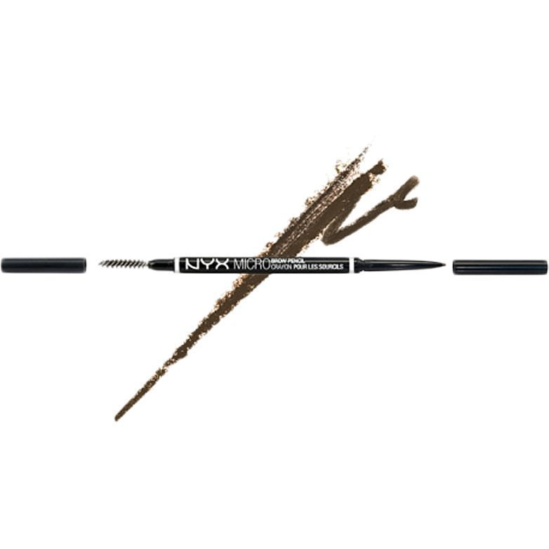 NYX Micro Brow Pencil MBP06 Brunette 0