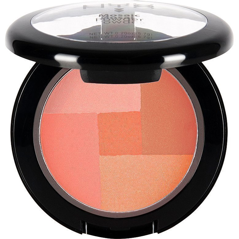 NYX Mosaic Powder Blush MPB08 Spice 5