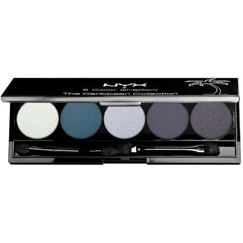 NYX PROFESSIONAL MAKEUP 5 Color Shadow The Caribbean Collection I Dream Of St. Marteen