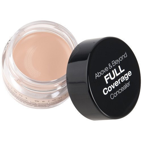NYX PROFESSIONAL MAKEUP Above & Beyond Full Coverage Concealer NUTMEG