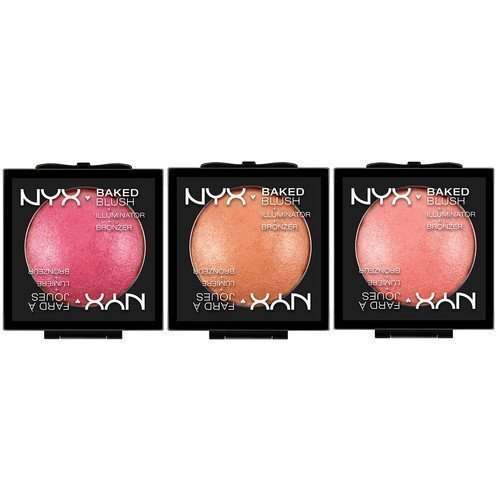 NYX PROFESSIONAL MAKEUP Baked Blush Foreplay
