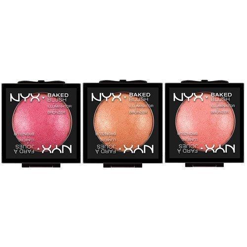 NYX PROFESSIONAL MAKEUP Baked Blush Foreplay