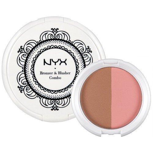 NYX PROFESSIONAL MAKEUP Bronzer & Blusher Combo BBC02