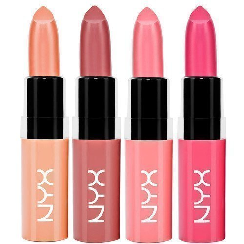 NYX PROFESSIONAL MAKEUP Butter Lipstick Snow Cap