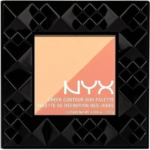 NYX PROFESSIONAL MAKEUP Cheek Contour Duo Palette Perfect Match