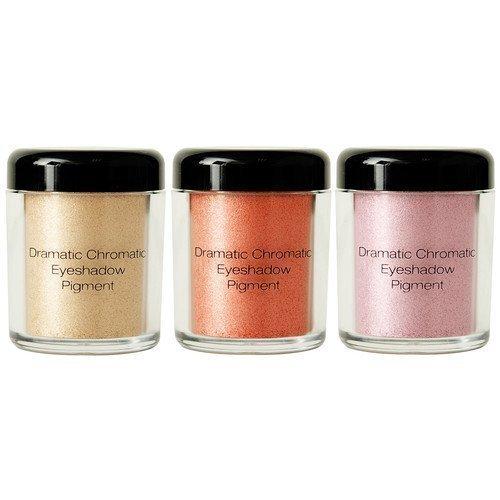 NYX PROFESSIONAL MAKEUP Chrome Eyeshadow Herb