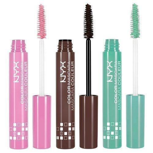 NYX PROFESSIONAL MAKEUP Color Mascara BROWN