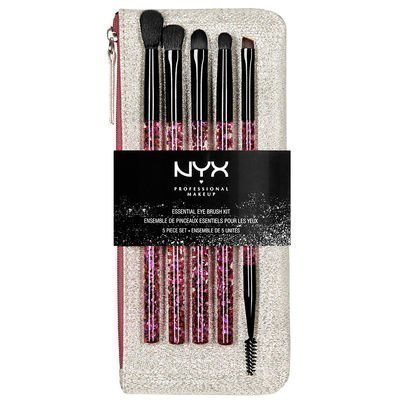 NYX PROFESSIONAL MAKEUP Essential Eye Brush Kit