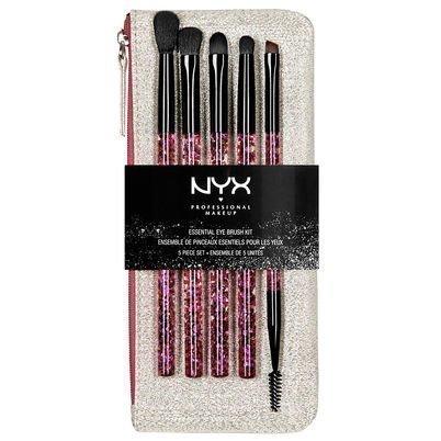 NYX PROFESSIONAL MAKEUP Essential Eye Brush Kit