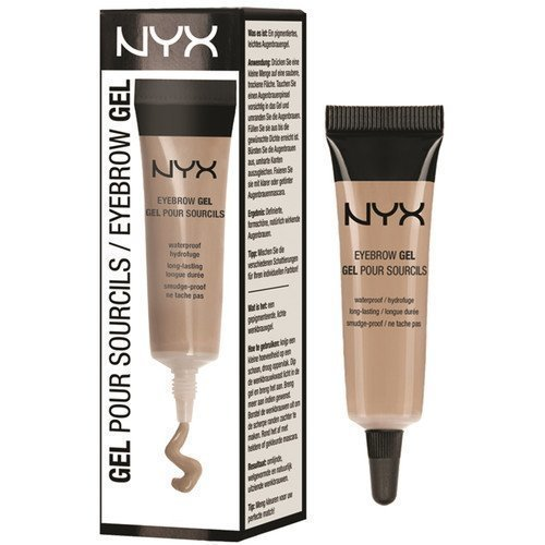 NYX PROFESSIONAL MAKEUP Eyebrow Gel Chocolate