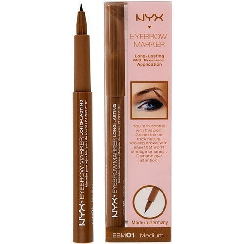 NYX PROFESSIONAL MAKEUP Eyebrow Marker Deep