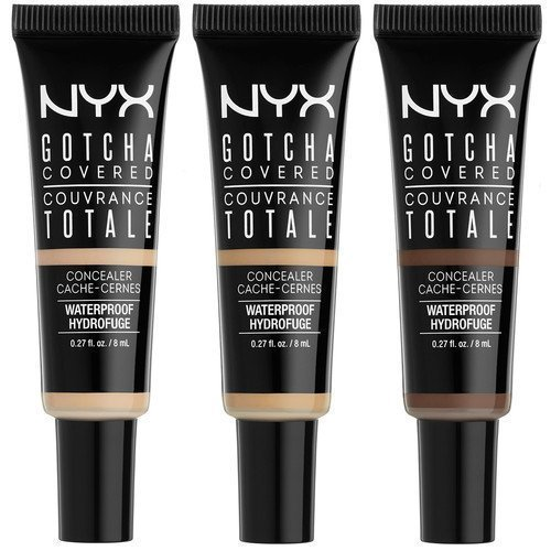 NYX PROFESSIONAL MAKEUP Gotcha Covered Concealer DEEP HONEY