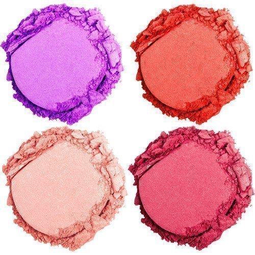 NYX PROFESSIONAL MAKEUP High Hot Singles Eye Shadow Red Pink & Purple Cupcake