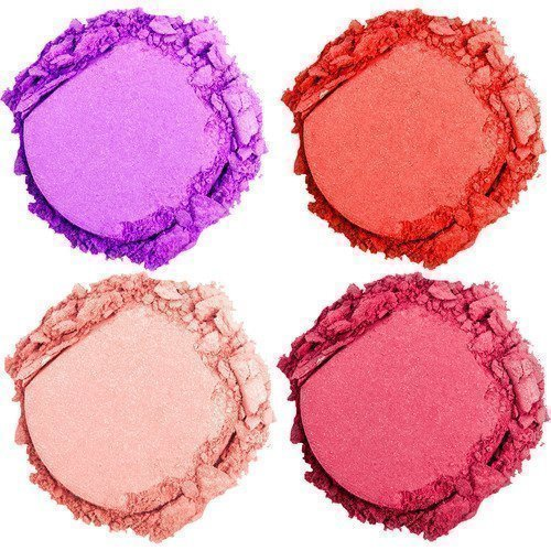 NYX PROFESSIONAL MAKEUP High Hot Singles Eye Shadow Red Pink & Purple Harlequin