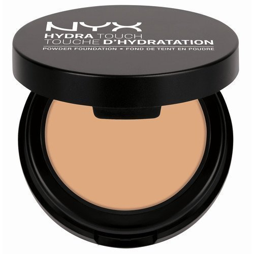 NYX PROFESSIONAL MAKEUP Hydra Touch Powder Foundation AMBER