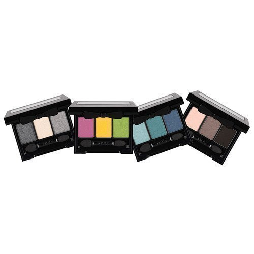 NYX PROFESSIONAL MAKEUP Love in Rio Eye Shadow Trio Amazonian Babes