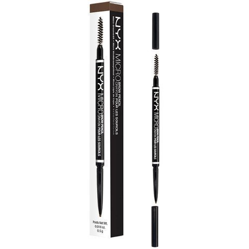 NYX PROFESSIONAL MAKEUP Micro Brow Pencil Black