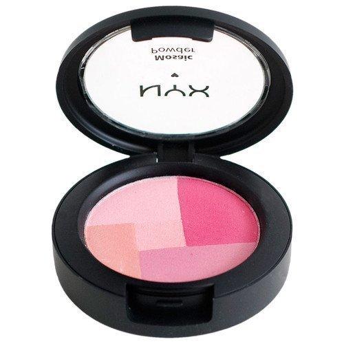 NYX PROFESSIONAL MAKEUP Mosaic Powder Blush Peachy