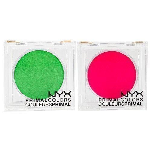 NYX PROFESSIONAL MAKEUP Primal Colors Hot Green