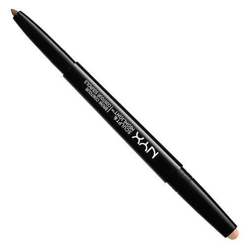 NYX PROFESSIONAL MAKEUP Sculpt & Highlight Brow Contour ASH BROWN/MEDIUM BEIGE