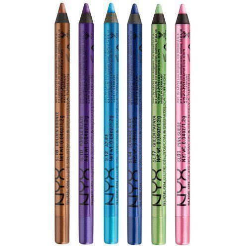 NYX PROFESSIONAL MAKEUP Slide On Pencil GLITZY GOLD