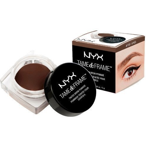NYX PROFESSIONAL MAKEUP Tame & Frame Tinted Brow Pomade Black