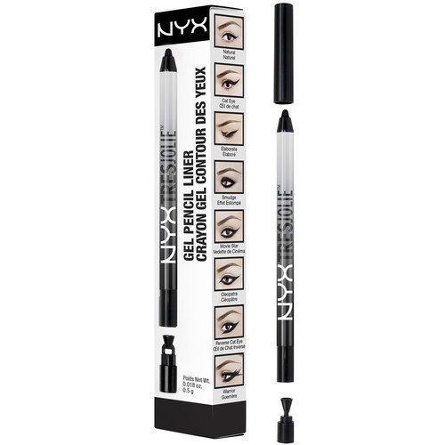 NYX PROFESSIONAL MAKEUP Tres Jolie Gel Pencil Liner Black