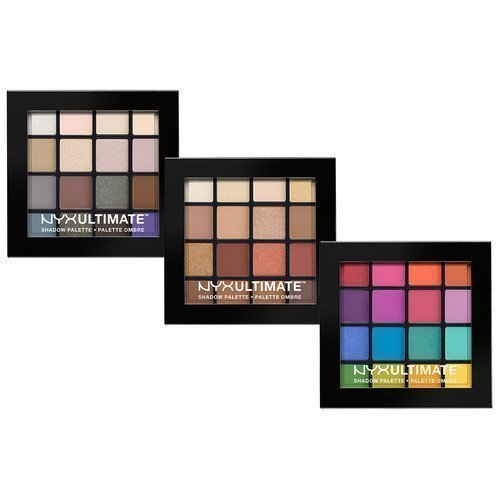 NYX PROFESSIONAL MAKEUP Ultimate Shadow Palette Smokey