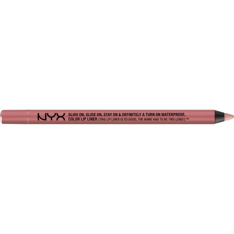 NYX Slide On Lip Pencil SLLP14 Nude Suede Shoes