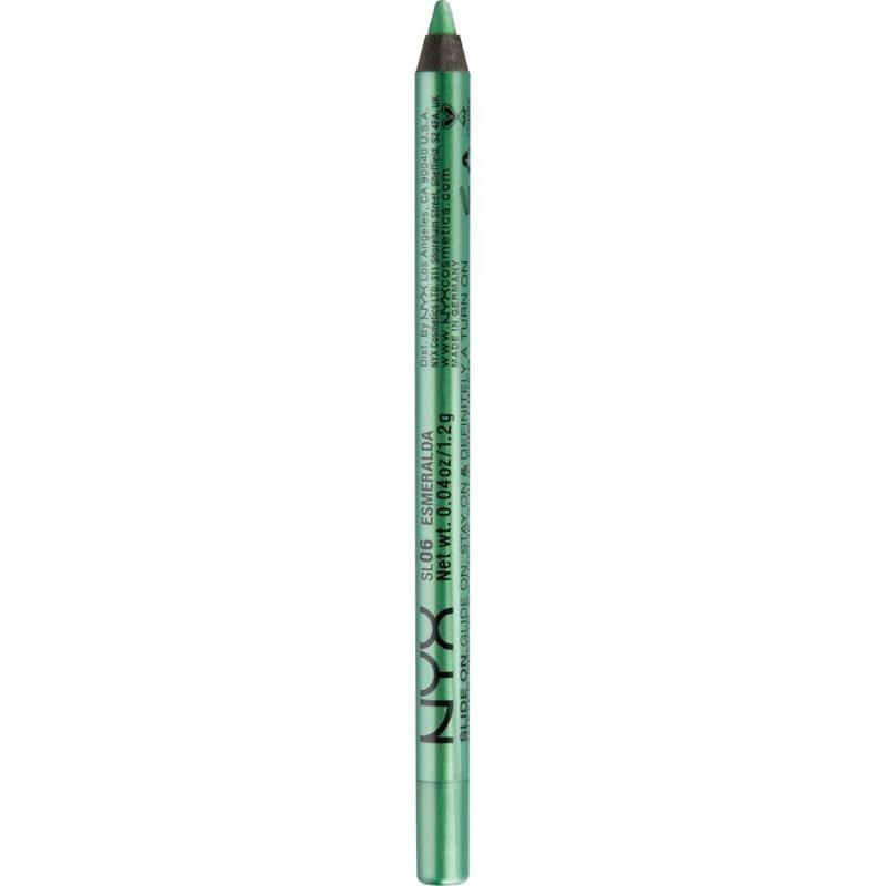 NYX Slide On Pencil SL06 Esmeralda 1