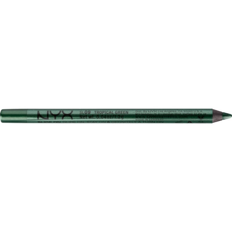 NYX Slide On Pencil SL09 Tropical Green 1