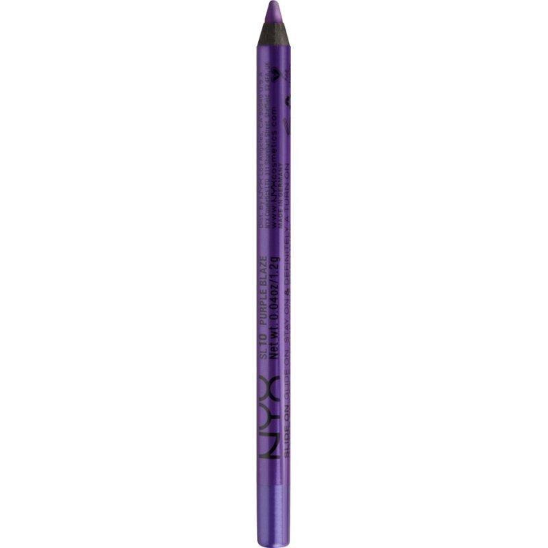 NYX Slide On Pencil SL10 Purple Blaze 1