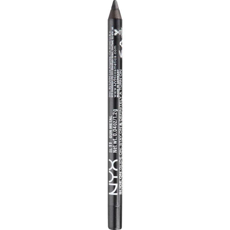 NYX Slide On Pencil SL11 Gun Metal 1