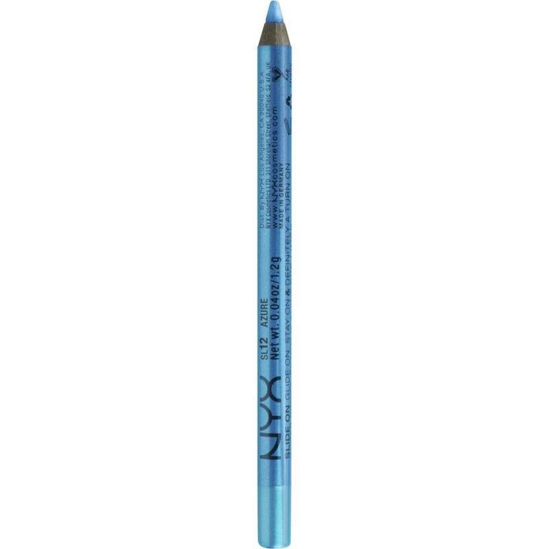 NYX Slide On Pencil SL12 Azure 1