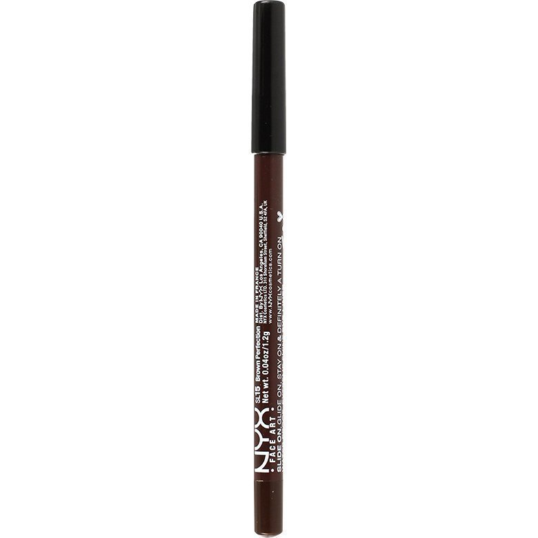 NYX Slide On Pencil SL15 Brown Perfection 1