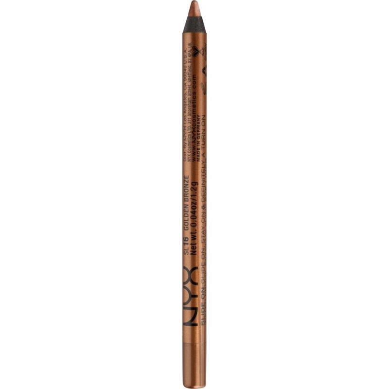 NYX Slide On Pencil SL16 Golden Bronze 1