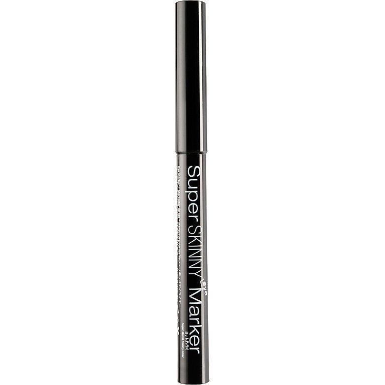 NYX Super Skinny Eye Maker Carbon Black 1