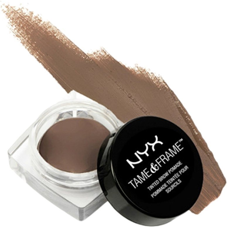 NYX Tame & Frame Tinted Brow Pomade TFBP02 Chocolate 5g