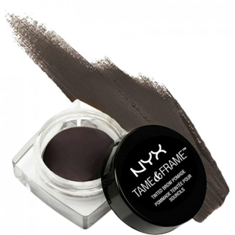 NYX Tame & Frame Tinted Brow Pomade TFBP05 Black 5g