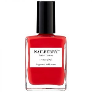 Nailberry L'oxygene Nail Lacquer Pop My Berry