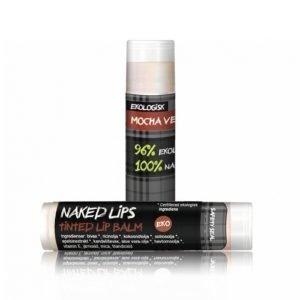 Naked Lips Sävytetty Mocha Velvet Huulivoide